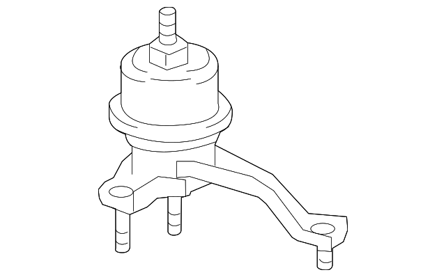 Side Mount - Toyota (12362-0V010)