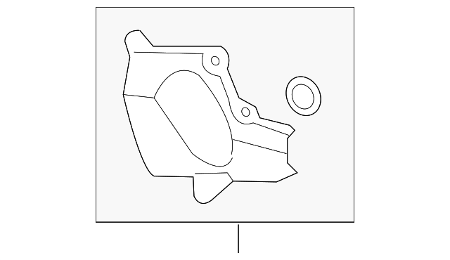 Rear Seal - Toyota (53783-60090)