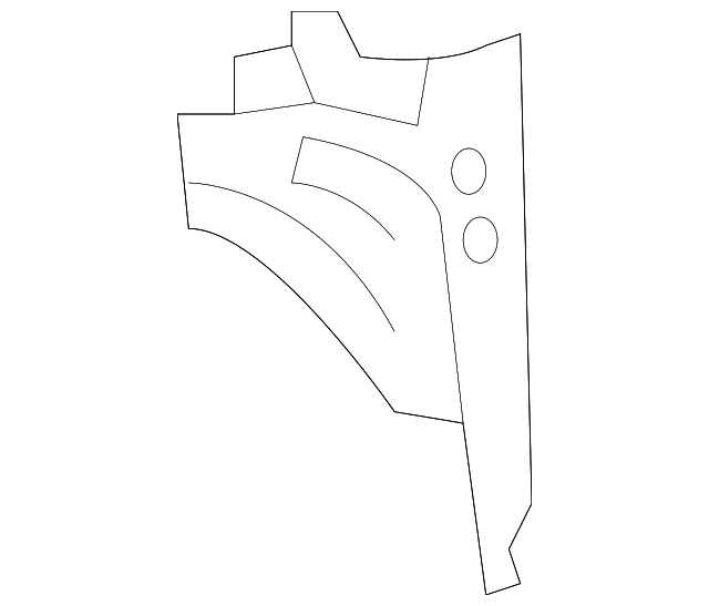 Belt Reinforced - Toyota (61761-48010)