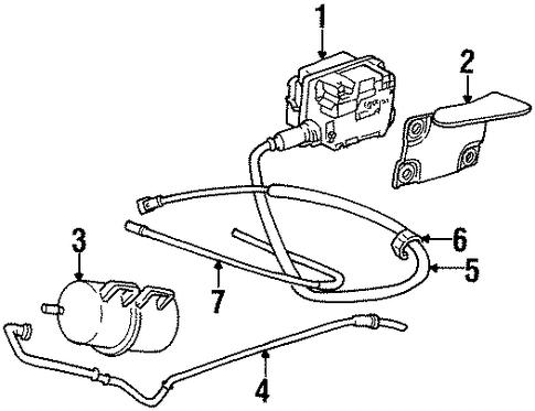 cruise control system for 1999 cadillac eldorado