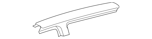 Side Rail - Toyota (61213-47021)