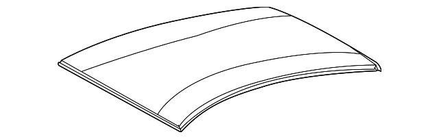 Roof Panel - Toyota (63111-47020)