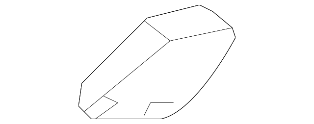 Cushion - Toyota (67898-AC010)
