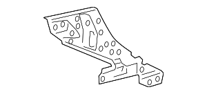 Inner Quarter Panel - Toyota (61703-0T010)