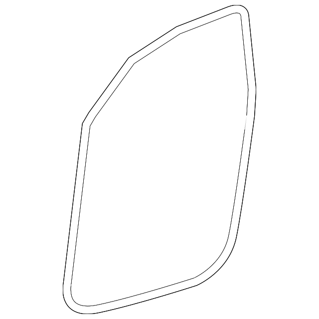 Door Weather-Strip - Toyota (62311-0C050)