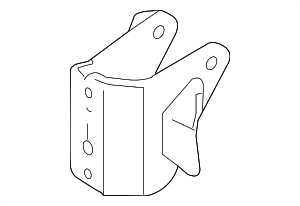 Rear Insulator - Toyota (12321-28160)