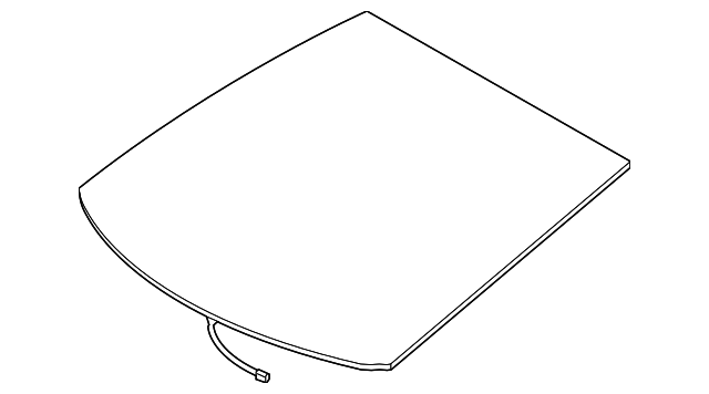 Windshield - Toyota (56101-4E932)