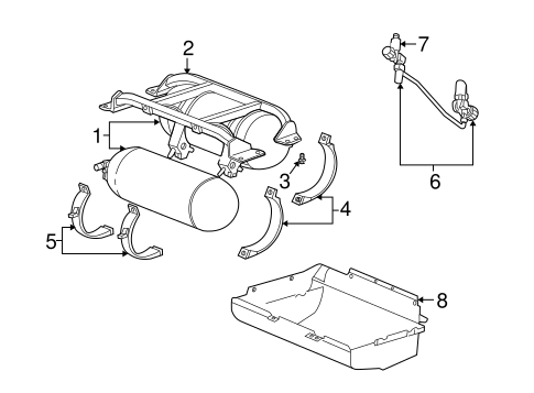 Fuel System Components Scat