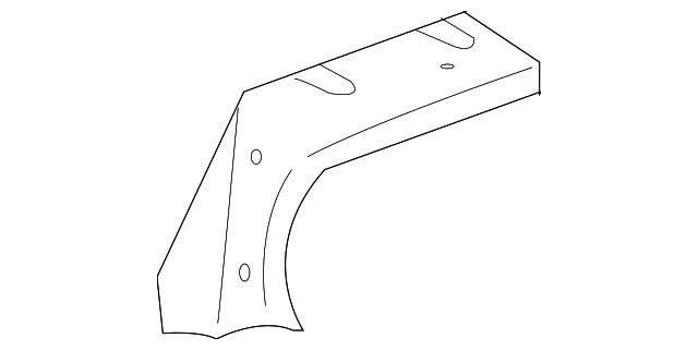Partition Panel - Toyota (64272-33030)