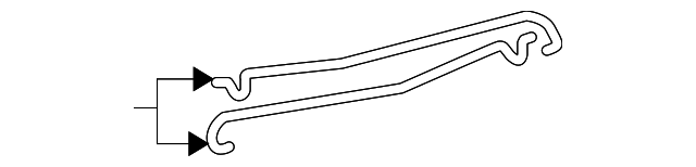Torsion Bar - Toyota (64532-52040)