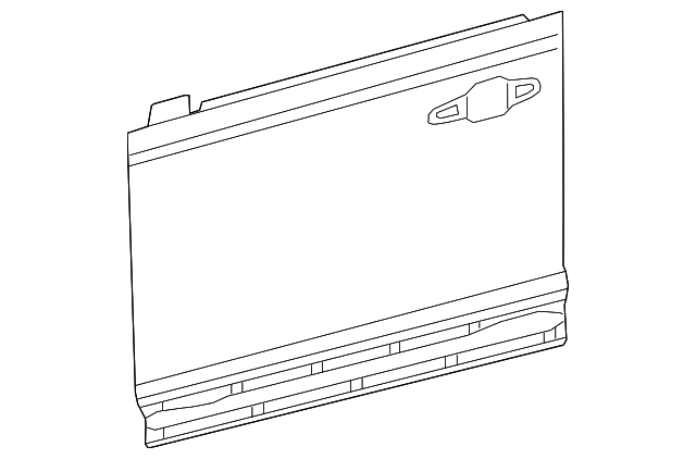Outer Panel - Toyota (67112-0R040)