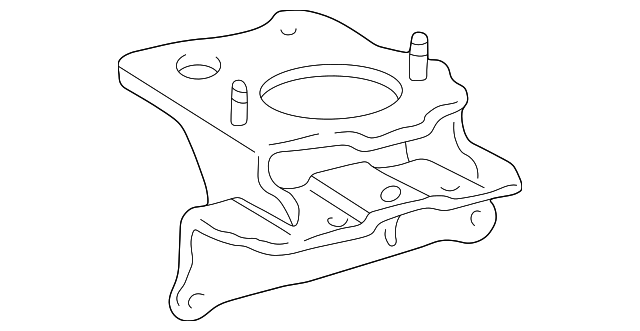 Side Mount Bracket - Toyota (12326-21020)