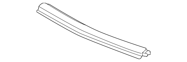 Rail, Front Roof - Honda (62120-S2A-310ZZ)