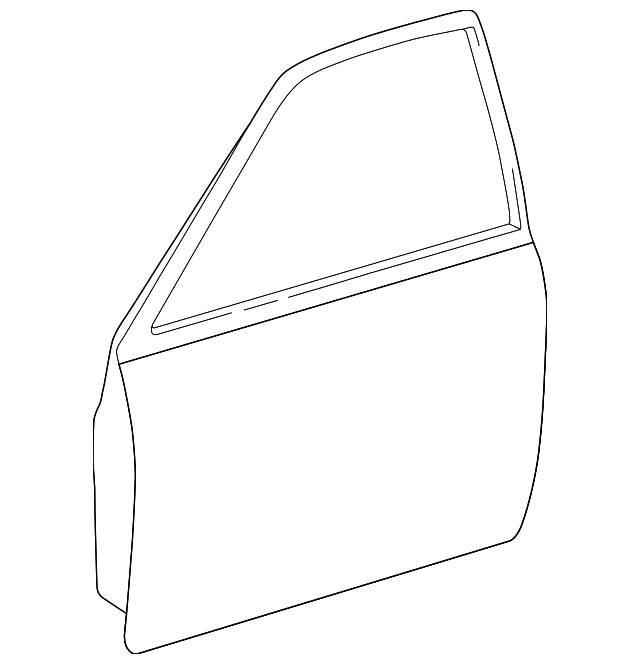 Door Shell - Toyota (67002-AA030)