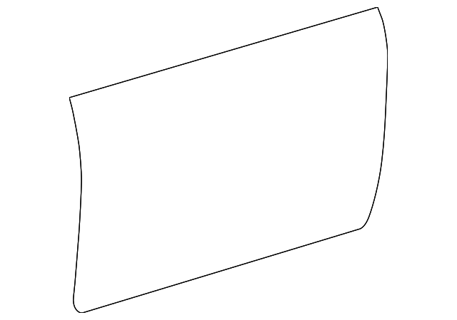 Outer Panel - Toyota (67111-33090)