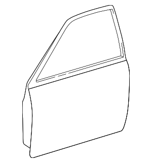 Door Shell - Toyota (67002-33050)