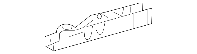 Side Rail Assembly Reinforcement - Toyota (57803-0R010)