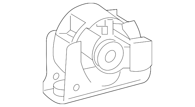 Front Mount - Toyota (12361-37171)