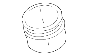 Oil Filter Housing - Volvo (1275808)