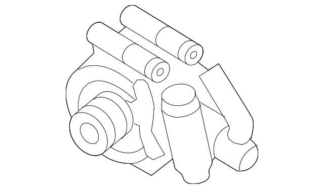 ford flex power steering