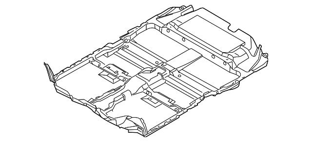2003 2007 Nissan Murano Carpet 74902 Cc20b