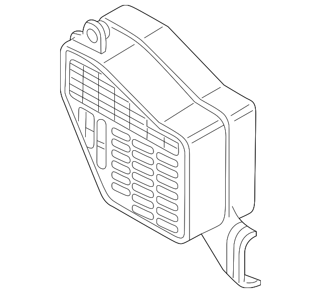 Audi Avant Fuse Box