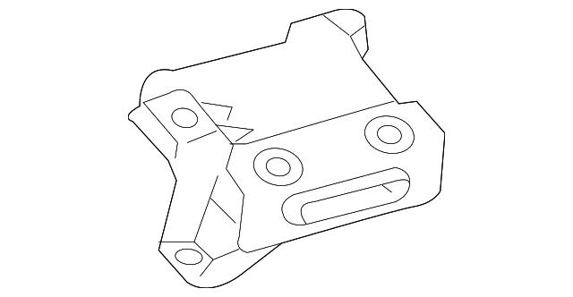 2012 2014 Toyota Prius C Amplifier 88650 52801 Genuine Toyota Parts