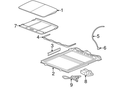 Swell 2006 Cadillac Sts Sunroof Wiring Diagram Wiring Diagram Wiring Cloud Intapioscosaoduqqnet