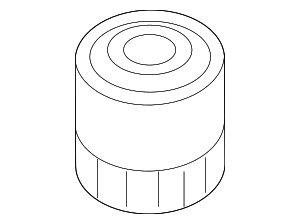 Oil Filter - Hyundai (26300-35504)