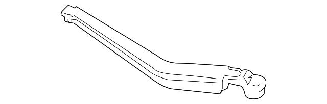 Toyota 85241-47010 Windshield Wiper Arm