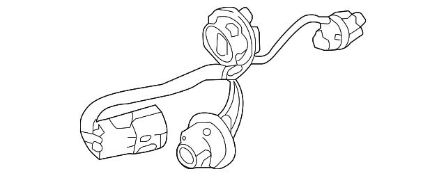 2015 2018 Kia Sedona Socket Wire 92480 A9120