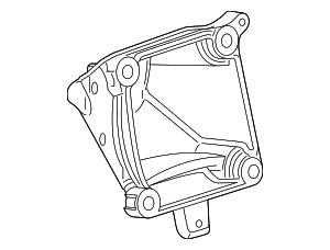 Engine Bracket - Mercedes-Benz (276-223-34-04)