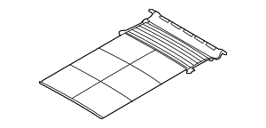 Sunroof Cover - Land-Rover (LR052116)