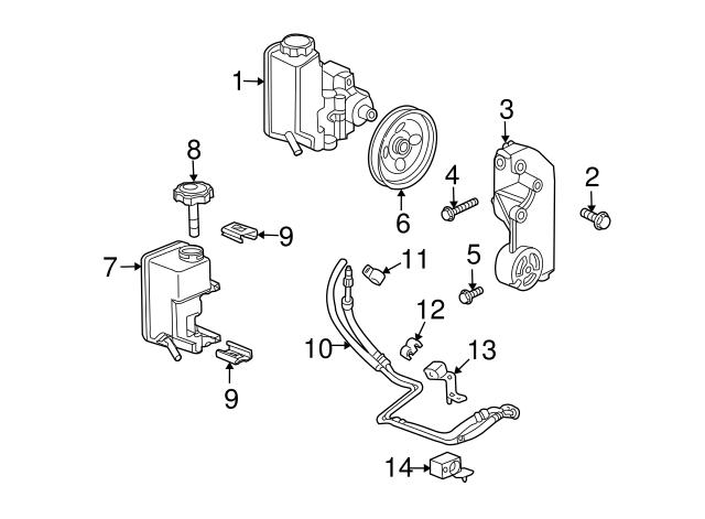 2009 hummer h3 engine diagram hose   tube assembly gm  20934199  gmpartsdirect com  hose   tube assembly gm  20934199