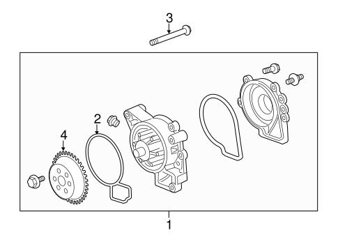 2011 Buick Lacrosse Parts Diagram