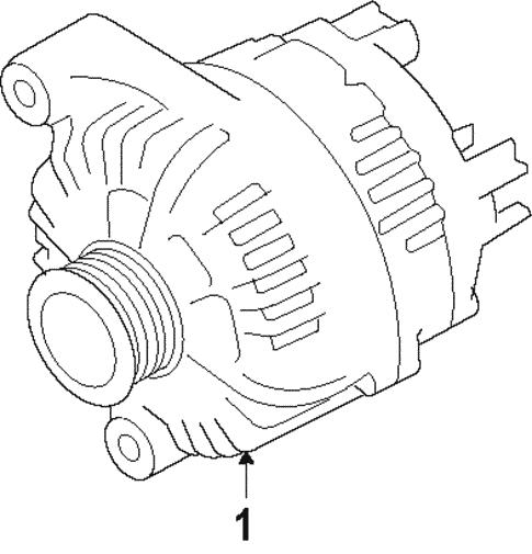 Alternator For 2013 Bmw Z4