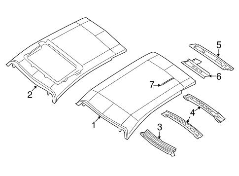 chrysler body exterior trim