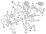 Turbocharger - GM (12689094)