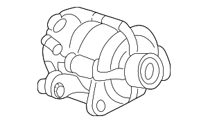 Alternator - Ford (1S7Z-10346-BE)