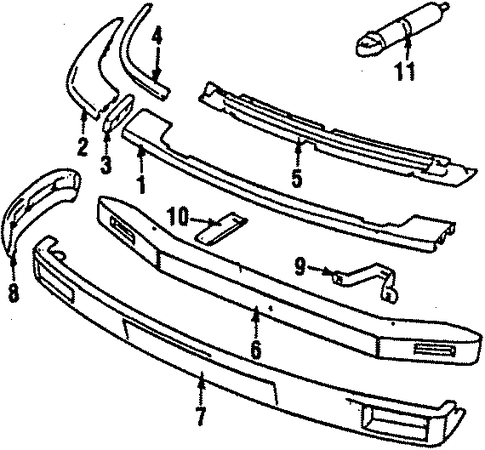 1963 Ford Falcon Front Suspension Diagram
