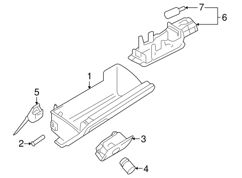 Glove Box Scat together with 89 2 5l Engine Wiring Diagram besides Alternator F150 Location 4 2 L likewise Volkswagen Transaxle Diagram moreover P 0900c152801bfc10. on cylinder order jetta 05