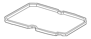 Automatic Transmission Oil Pan Gasket - Mercedes-Benz (126-271-11-80)