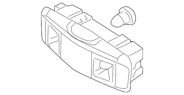 Reading Lmp Assembly Volkswagen 1c0951171c3pt: Diagram Of Parts For 2002 Vw Beetle At Scrins.org