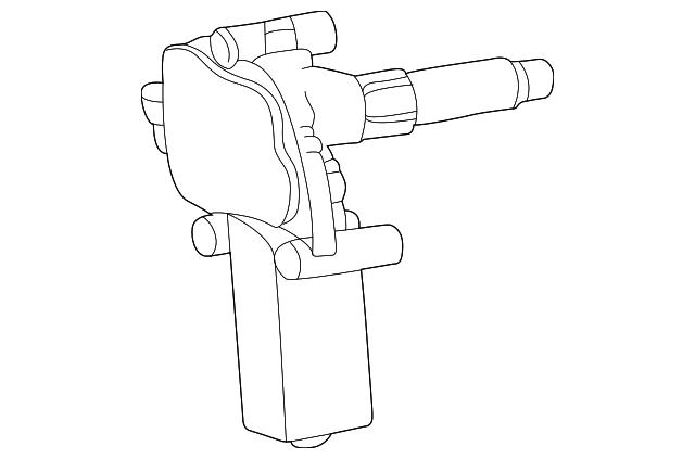 Dodge Wiper Motor