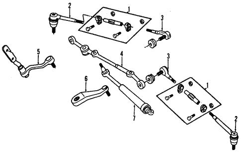 steering gear \u0026 linkage for 1991 chevrolet s10 blazer gmpartshouse F150 Idler Arm steering steering gear \u0026 linkage for 1991 chevrolet s10 blazer 2