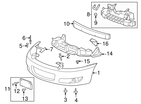 22756942 also 88949486 besides 1995 Camaro Wiring Diagram Bcm together with Wiring Diagram For Backup Camera as well Chevy Equinox Exhaust System Diagram. on oem gm parts diagrams