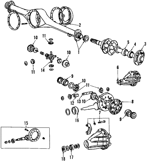 2001 toyota tacoma rear axle diagram - wiring diagram rock-window -  rock-window.graniantichiumbri.it  graniantichiumbri.it