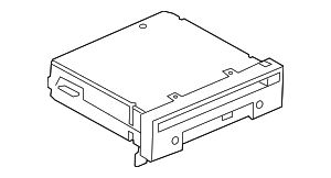 DVD Unit - BMW (65-12-9-368-387)