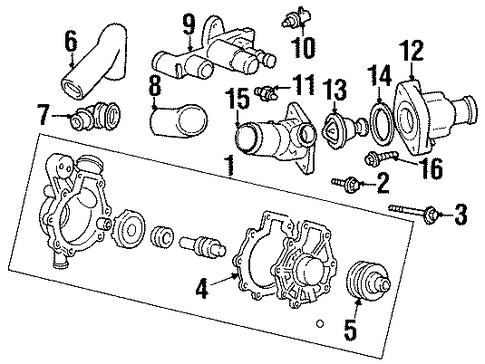 Ford 4 0 Oil Drain Plug