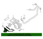 Thermostat Housing - BMW (11-51-8-516-203)